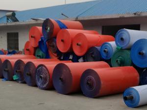 耐晒防渗塑料篷布